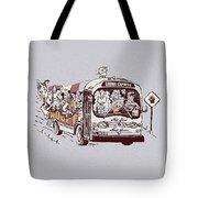 Forever Homeward Version Two Tote Bag