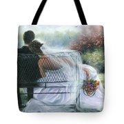 Forever Love Tote Bag