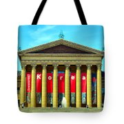 Forever Stairs Tote Bag