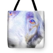 A Dog Will Be Forever Yours  Tote Bag