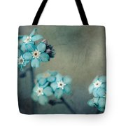 Forget Me Not 01 - S22dt06 Tote Bag