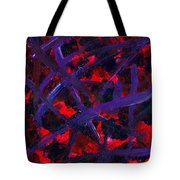 Forgiven Scars Tote Bag
