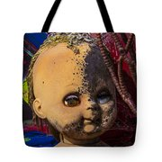 Forgotten Baby Doll Tote Bag