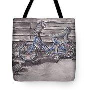 Forgotten Banana Seat Bike Tote Bag