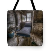 Forgotten Bed Tote Bag