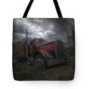 Forgotten Big Rig 2014 Tote Bag