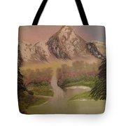 Forgotten Falls Tote Bag