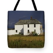 Forgotten Farm House Tote Bag
