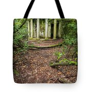Forgotten Folly Tote Bag