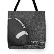 Forgotten Football  Tote Bag