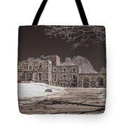 Forgotten Fort Williams Tote Bag