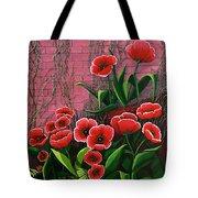 Forgotten Garden Tote Bag