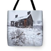 Forgotten In Time Tote Bag by Darren  White
