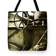 Forgotten Machine 4710 Tote Bag