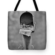 Forgotten Mail Tote Bag