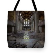 Forgotten Sermons Tote Bag