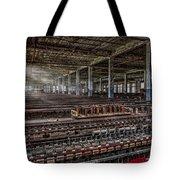 Forgotten Silk Mill Tote Bag