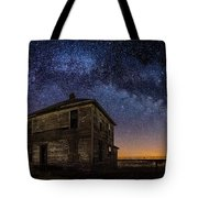 Forgotten Under The Stars  Tote Bag
