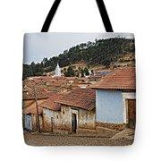 forgotten village Totora Tote Bag