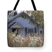Forgottn Places Tote Bag