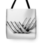 Fork Abstract 3 A Tote Bag