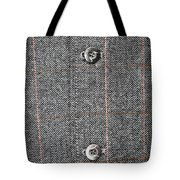 Formal Jacket Tote Bag