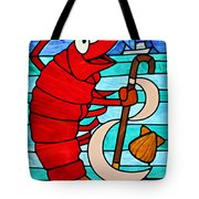 Formal Lobster Tote Bag
