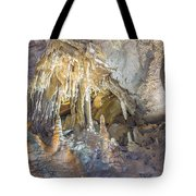 Formations In Mammoth Tote Bag