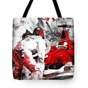Formula 1 Bis Tote Bag