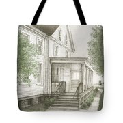 Fort Baker Tote Bag