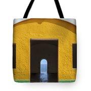 Fort Castillo San Felipe Del Morro Tote Bag by Bryan Mullennix