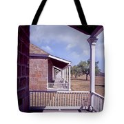 Fort Davis Perspective Tote Bag