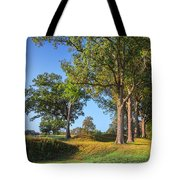 Fort Donelson Tote Bag