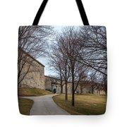 Fort Independence Tote Bag