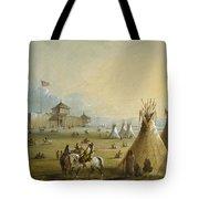 Fort Laramie Tote Bag