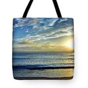 Fort Lauderdale Beach At Sunrise Tote Bag