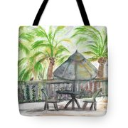 Fort Lauderdale By The Sea Tote Bag
