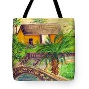 Fort Lauderdale Manistee Tote Bag