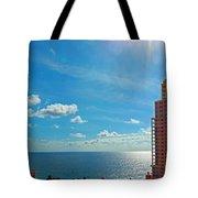 Fort Lauderdale Ocean View Tote Bag