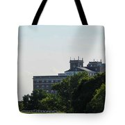 Fort Monroe Tote Bag
