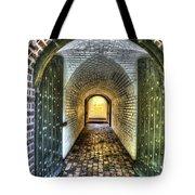 Fort Moultrie Door Tote Bag