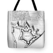 Fort Pitt, 1761 Tote Bag