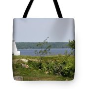 Fort Point State Park - Maine Tote Bag