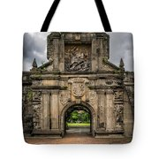 Fort Santiago Tote Bag