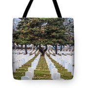 Fort Snelling National Cemetery Tote Bag