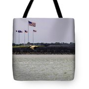 Fort Sumter Tote Bag