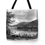 Fort Ticonderoga Ruins Tote Bag