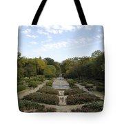Fort Worth Arboretum Tote Bag