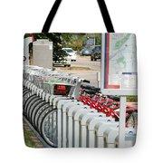 Fort Worth B Cycle 2 Tote Bag