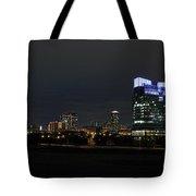 Fort Worth Chesapeake Plaza Tote Bag